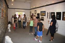 Mostra d'obres col·lectives