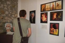 Exposició de la Clara Mitjavila