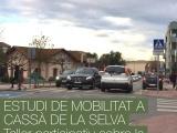 Taller participatiu sobre mobilitat a peu i en bicicleta a Cassà de la Selva