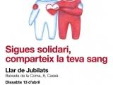 """Cassà de la Selva acull aquest dissabte la campanya """"Els Bombers t'acompanyen a donar sang"""" juntament amb l'Institut de Cassà"""