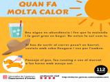 Activada l'Alerta del Pla PROCICAT per l'onada de calor generalitzada a Catalunya