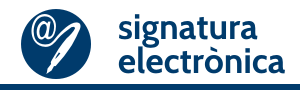 Signatura electrònica