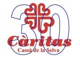 Acte commemoratiu dels 30 anys de Càritas Cassà de la Selva.